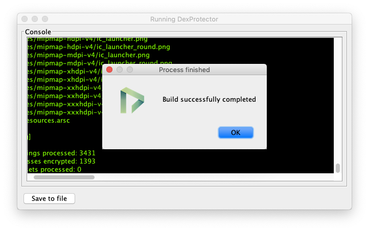DexProtector User Manual | DexProtector